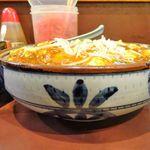 えぞ松 - 麻婆丼(大盛)780円