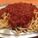 スパゲッティーのパンチョ - ミートソース500g(690円)