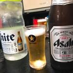 世味 - 中瓶ビール