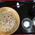 蕎麦一 - 大根おろし950円