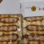 とんかつ まい泉 - ヒレかつサンド(6切)780円(税抜)
