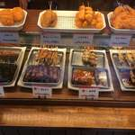 豚骨拉麺酒場 福の軒 - 焼き鳥