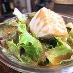 ショー・ラパン - トーフサラダのドレッシングが美味い!