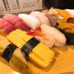 いなせ寿司 - 料理写真:♦︎特上にぎり 1,728円(税込み)