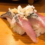 いなせ寿司 - ♦︎いわし(石川県産) 222円