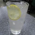 かとりや - レモンサワー 350円