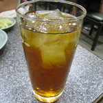 かとりや - ウーロン茶 250円