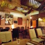 タイ国料理 ナムティップ - 綺落ち着いた雰囲気でゆっくり食事が出来ます。