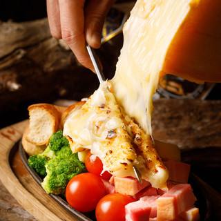 北海道・花畑牧場の食べやすく美味しいラクレットチーズをどうぞ
