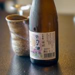 徳山鮓 - 酒