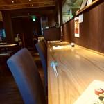 江戸蕎麦 僖蕎 - 内観