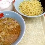 山岡家 - 料理写真:味噌つけ麺740円