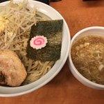 ら~めん コジマル - G系つけ麺
