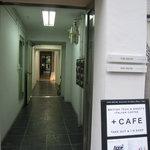VADE MECVM showroom#2 - 表通りからの出入り口♪