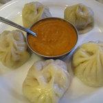 Asian Kitchen Sapana - モモ(ネパール蒸し餃子) 577円