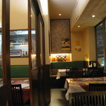 Asian Kitchen Sapana - 店内