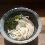 野口製麺所 - ぶっかけうどん(中:300g) 600円