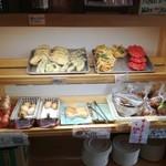 野口製麺所 - 天ぷら、卵等はセルフです。