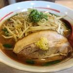拉麺 大公 - スタミナ味噌(もやし増し)