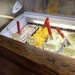 田口氷菓店 - 季節のジェラートです