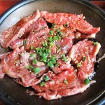 焼肉OGAWA - 焼肉(アップ)