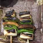 伊勢ろく - 野菜焼