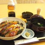すし空環房 誠瑞 - ごまサバ丼 700円