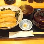 すし空環房 誠瑞 - 炙りアナゴ丼 700円