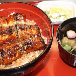 丼・重・ひつまぶし◆秘伝のタレで味わう【うなぎ】が美味しい!