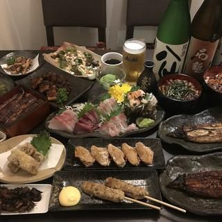 豊富な【居酒屋メニュー】で普段使いも◎珍しいマンボウ料理も!