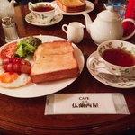 仏蘭西屋 - 紅茶はポットサービスでたっぷりと♡ コーヒーはおかわり自由です!