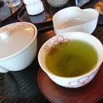 抹茶カフェ 花水木 - ドリンク写真:
