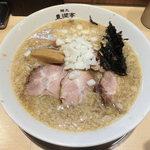 麺工 豊潤亭 - 料理写真:中華そば