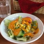 バンチャガル - サラダ