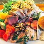 肉と野菜の石窯バル MONPAL -