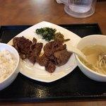 91403818 - 牛タン定食   2480円