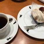 Chat noir - 霧のモンブラン(¥442)