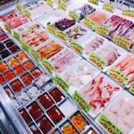 釧路和商市場 - 迷うなぁ〜(´-`).。oO