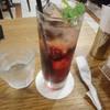キャラバンコーヒー - ドリンク写真:4ベリーソーダ¥680-