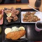 うるとら食堂 - 料理写真: