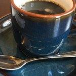 アヒージョ&パスタ - コーヒー