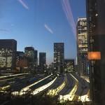 91408099 - 東京駅プラットホーム