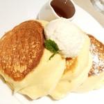 91409385 - 幸せのパンケーキ