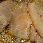 麺処 ほん田 東京駅一番街店 - 鶏と魚介の豊潤特製醤油ラーメン(チャーシューアップ)