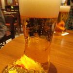 Ginzaraion - 生ビールブーツグラス