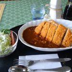 レストラン高滝 - カツカレー