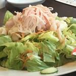 福園 - 海鮮サラダ
