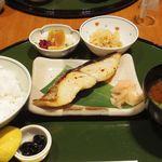鈴波 - 鈴波定食(さわら)