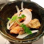 宮武 - お口直しにいただきました♡ さっぱりと美味しい魚の南蛮漬け(^0^)