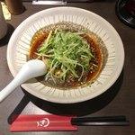 91415474 - 黒ゴマ冷やし坦坦麺 ¥1,000-